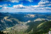 Най-високата панорамна площадка на Балканите е в Родопите