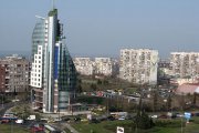Бургас - самый большой болгарский порт